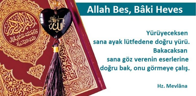 Allah Bes, Baki Heves - Doç. Dr. Durak PUSMAZ